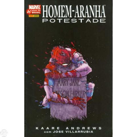Homem-Aranha Potestade [Panini - 1ª série] set/2007
