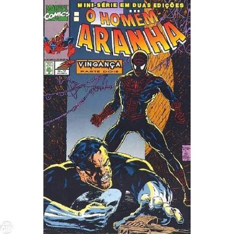 Homem-Aranha Vingança [Abril] nº 002 out/1995 - Minissérie