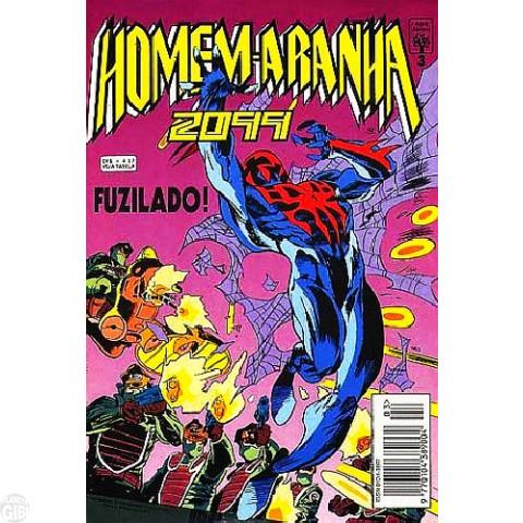 Homem-Aranha 2099 nº 003 dez/1993