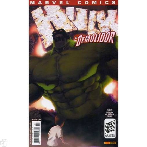 Hulk & Demolidor nº 006 jul/2003
