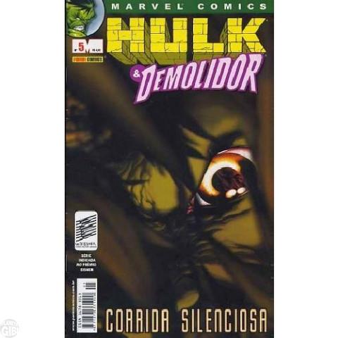 Hulk e Demolidor [Panini] nº 005 jun/2003