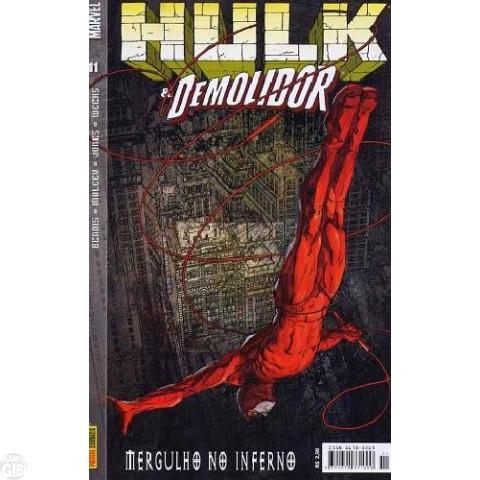 Hulk e Demolidor [Panini] nº 011 dez/2003