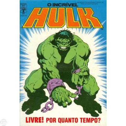 Incrível Hulk [Abril - 1ª série] nº 059 mai/1988