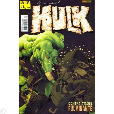 Incrível Hulk [Panini - 1ª série] nº 003 abr/2004