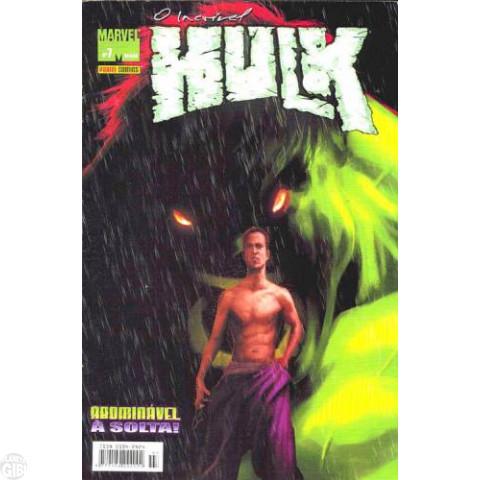Incrível Hulk [Panini - 1ª série] nº 007 ago/2004