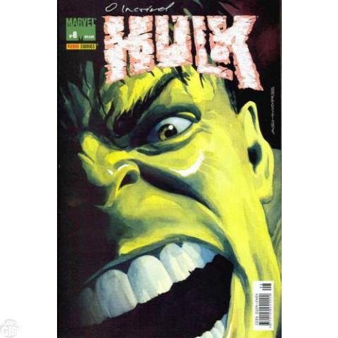 Incrível Hulk [Panini - 1ª série] nº 008 set/2004