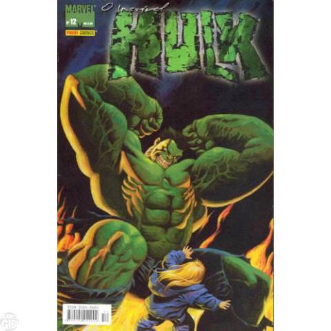 Incrível Hulk [Panini - 1ª série] nº 012 jan/2005