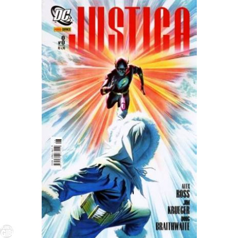 Justiça nº 008 out/2007