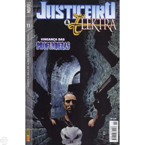 Justiceiro e Elektra [Panini] nº 011 dez/2003