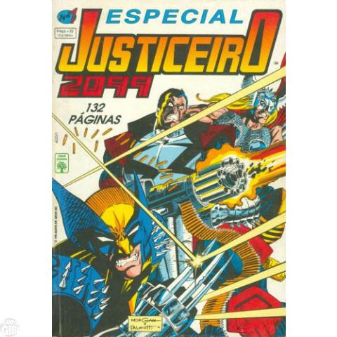 Justiceiro 2099 Especial [Abril]  jun/1994