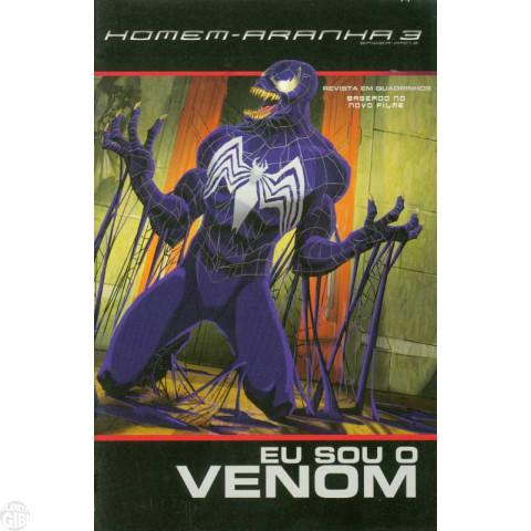 Kit Homem-Aranha 3 [On Line Editora] 2007 - Leia a descrição