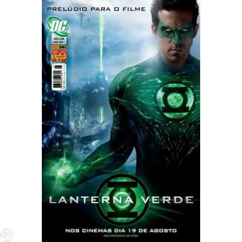 Lanterna Verde: Prelúdio para o Filme - 2011