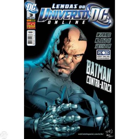Lendas do Universo DC Online nº 003 nov/2011