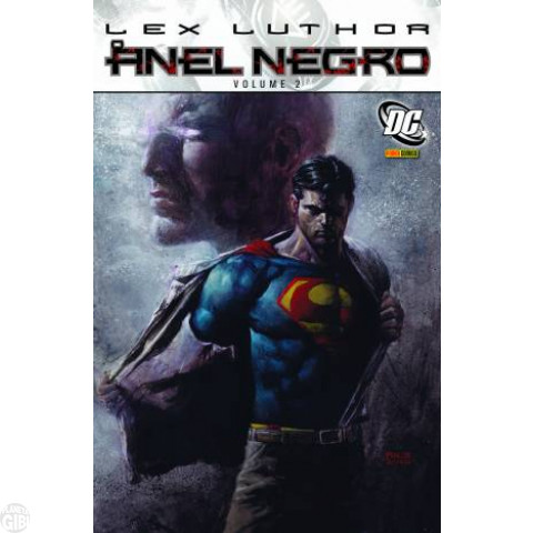 Lex Luthor: Anel Negro nº 002 abr/2012 (MSADCP)