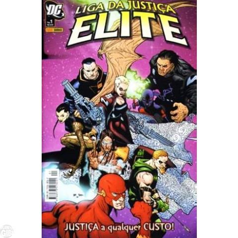 Liga da Justiça Elite nº 001 fev/2006