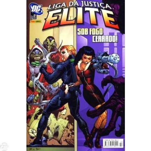 Liga da Justiça Elite nº 002 mar/2006