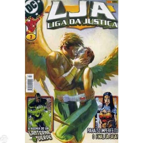 Liga da Justiça [Panini - 1ª série] nº 007 jun/2003