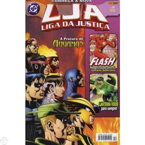 Liga da Justiça [Panini - 1ª série] nº 012 nov/2003