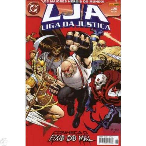 Liga da Justiça [Panini - 1ª série] nº 024 nov/2004
