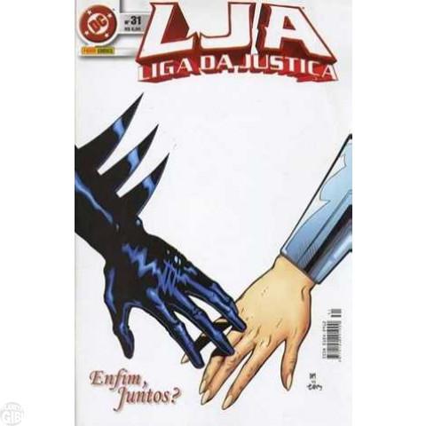 Liga da Justiça [Panini - 1ª série] nº 031 jun/2005