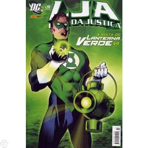 Liga da Justiça [Panini - 1ª série] nº 043 jun/2006