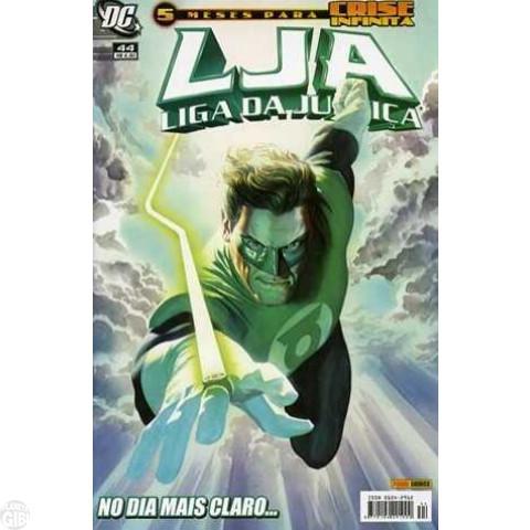 Liga da Justiça [Panini - 1ª série] nº 044 jul/2006