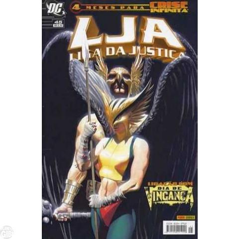 Liga da Justiça [Panini - 1ª série] nº 045 ago/2006
