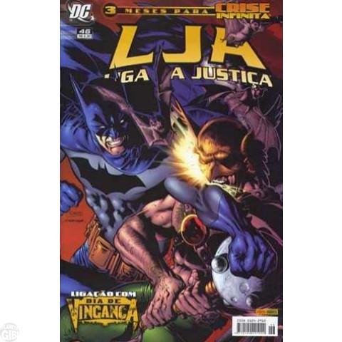 Liga da Justiça [Panini - 1ª série] nº 046 set/2006