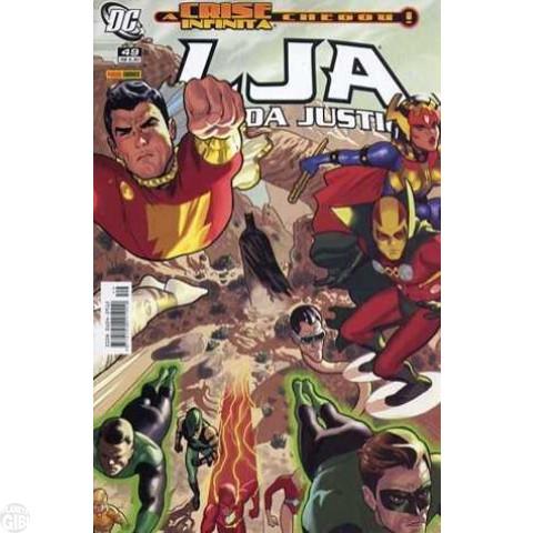 Liga da Justiça [Panini - 1ª série] nº 049 dez/2006
