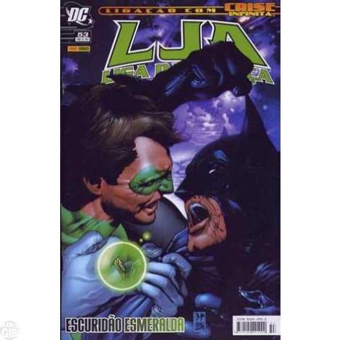 Liga da Justiça [Panini - 1ª série] nº 053 abr/2007