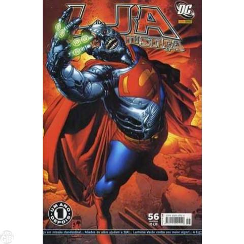 Liga da Justiça [Panini - 1ª série] nº 056 jul/2007