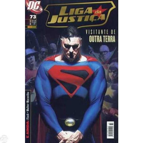 Liga da Justiça [Panini - 1ª série] nº 073 dez/2008