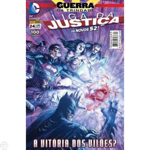 Liga da Justiça [Panini - 2ª série] nº 024 jun/2014