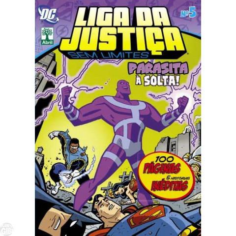 Liga da Justiça Sem Limites [Abril - DC Animated] nº 005 dez/2013