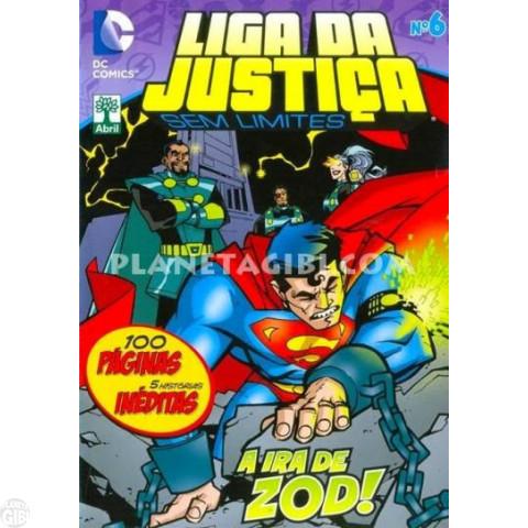 Liga da Justiça Sem Limites [Abril - DC Animated] nº 006 jan/2014
