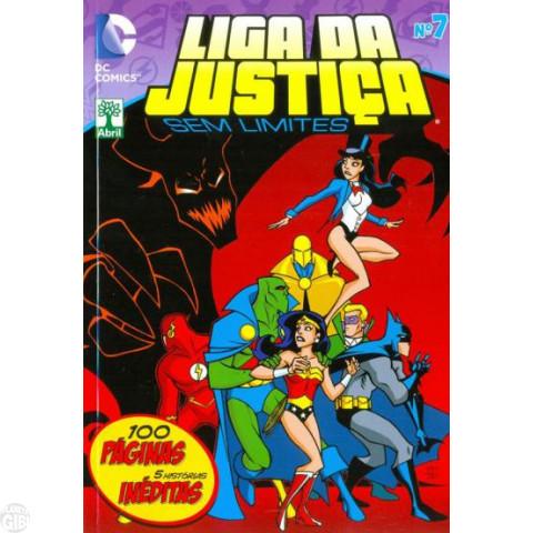 Liga da Justiça Sem Limites [Abril - DC Animated] nº 007 abr/2014