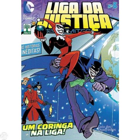 Liga da Justiça Sem Limites [Abril - DC Animated] nº 008 jan/2015