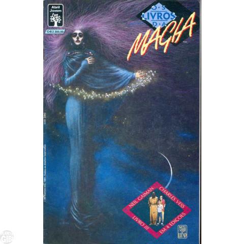 Livros da Magia [Abril]  nov-dez/1991 - Minissérie Completa em 4 Edições