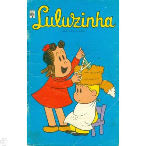 Luluzinha [Abril] nº 006 dez/1974 - Vide detalhes