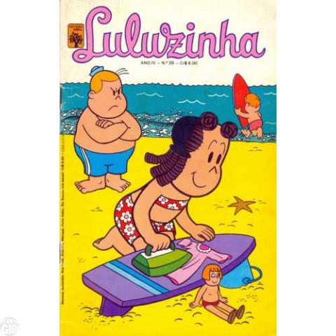 Luluzinha [Abril] nº 039 set/1977