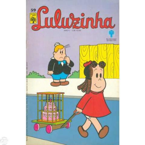 Luluzinha [Abril] nº 059 mai/1979 - A Briga