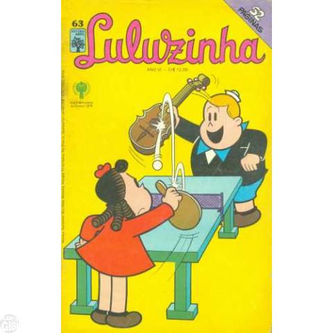 Luluzinha [Abril] nº 063 set/1979 - Vide detalhes