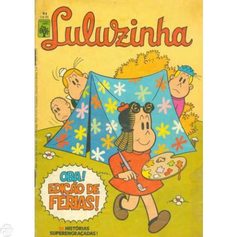 Luluzinha [Abril] nº 091 jan/1982
