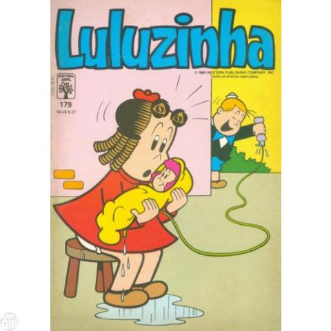 Luluzinha [Abril] nº 179 mai/1989