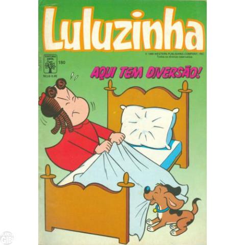 Luluzinha [Abril] nº 180 jun/1989