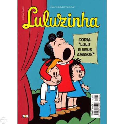 Luluzinha [Pixel] nº 032 out/2013 - Bancando a Babá no dia das Bruxas