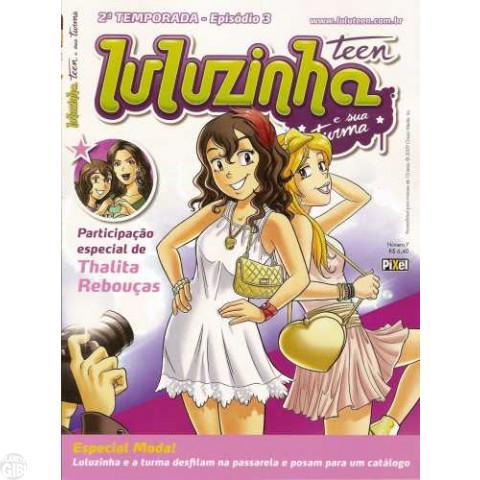 Luluzinha Teen e Sua Turma [Pixel] nº 007 dez/2009