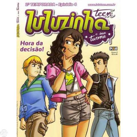 Luluzinha Teen e Sua Turma [Pixel] nº 008 jan/2010