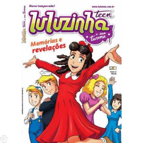 Luluzinha Teen e Sua Turma [Pixel] nº 033 jan/2012