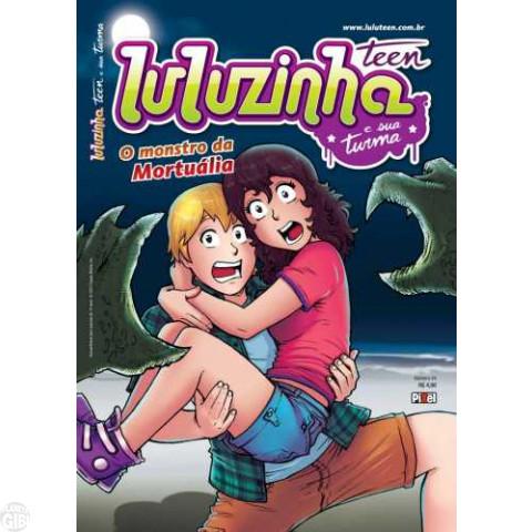 Luluzinha Teen e Sua Turma [Pixel] nº 044 dez/2012